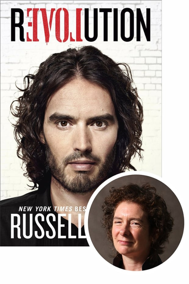 Jeanette Winterson selects Revolution by Russell Brand