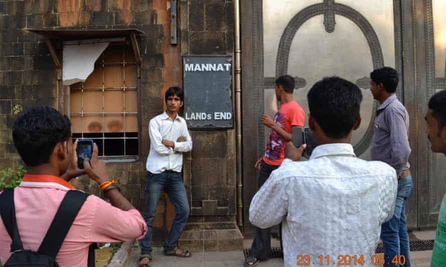 Shah Rukh Khan's house in Bandra