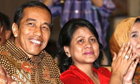 Indonesian President Joko Jokowi Widodoe