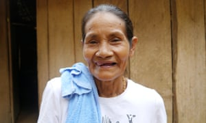 Floods in Bolivia by Sam Jones for Global Development: Dilma Mamio Cartagena, a 76-year-old member of the indigenous Tacana community of Capaina in northern Bolivia, who narrowly survived February's floods.