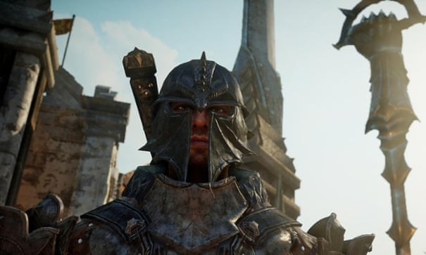My boyfriend in Dragon Age: Inquisition broke my heart when he told