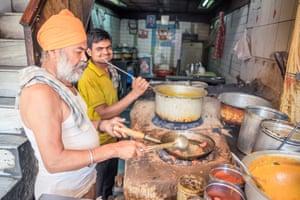 Indian chefs Jaipur