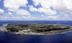 Nauru, where Australia sends asylum seekers to be processed