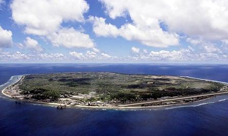 Nauru, where Australia sends asylum seekers to be processed