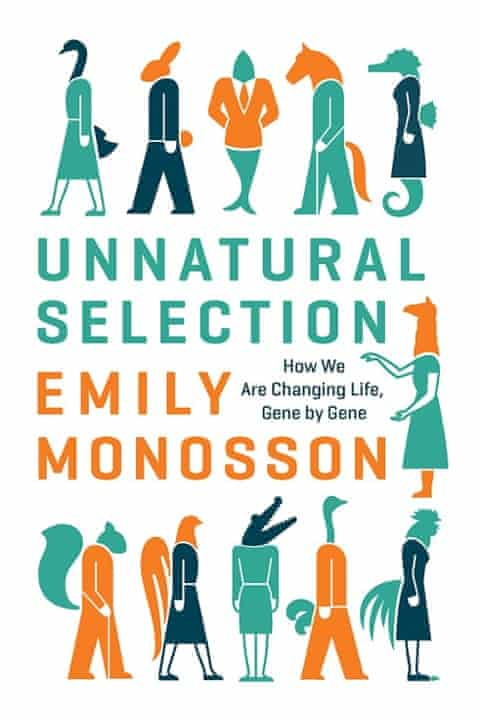 COVER: Unnatural Selection by Emily Monosson