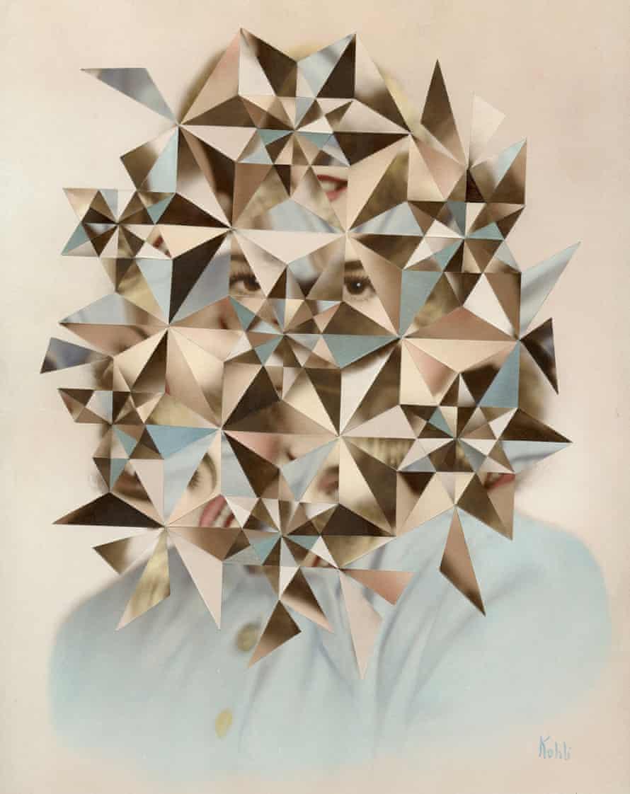 The Lioness, 2014, Julie Cockburn.