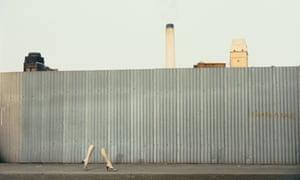 An image by Guy Bourdin
