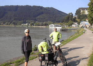 Vienna cycle tour