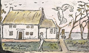blake cottage at felpham