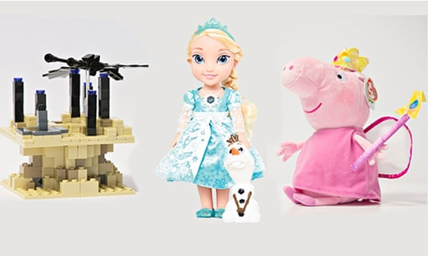 top toys for christmas from snow glow elsa to the 50mph foam blaster art and design the guardian - Porky Pig Blue Christmas Wikipedia