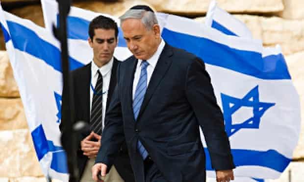 Israel's Prime Minister Benjamin Netanyahu
