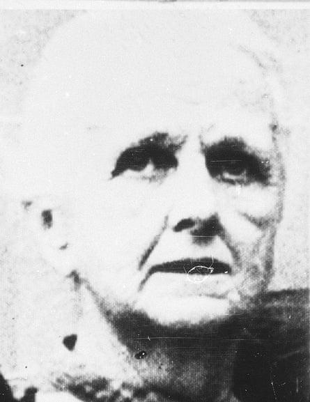 British professor and economist Joan Robinson.