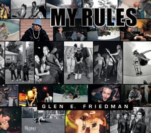 The cover of My Rules, by Glen E Friedman