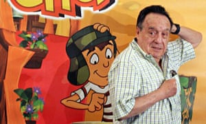 Roberto Gómez Bolaños, known as Chespirito