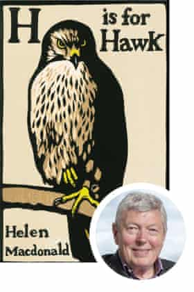 Alan Johnson selects H is for Hawk