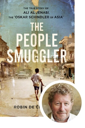 Sebastian Faulks selects The People Smuggler