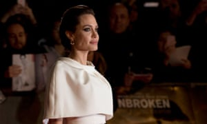 Angelina Jolie is one of the stars whose details were hacked.