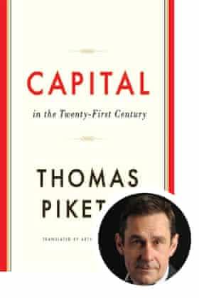 Paul Mason selects Capital by Thomas Piketty