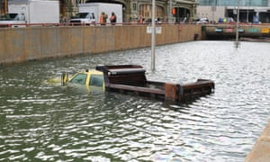 stormproofing flooded sandy