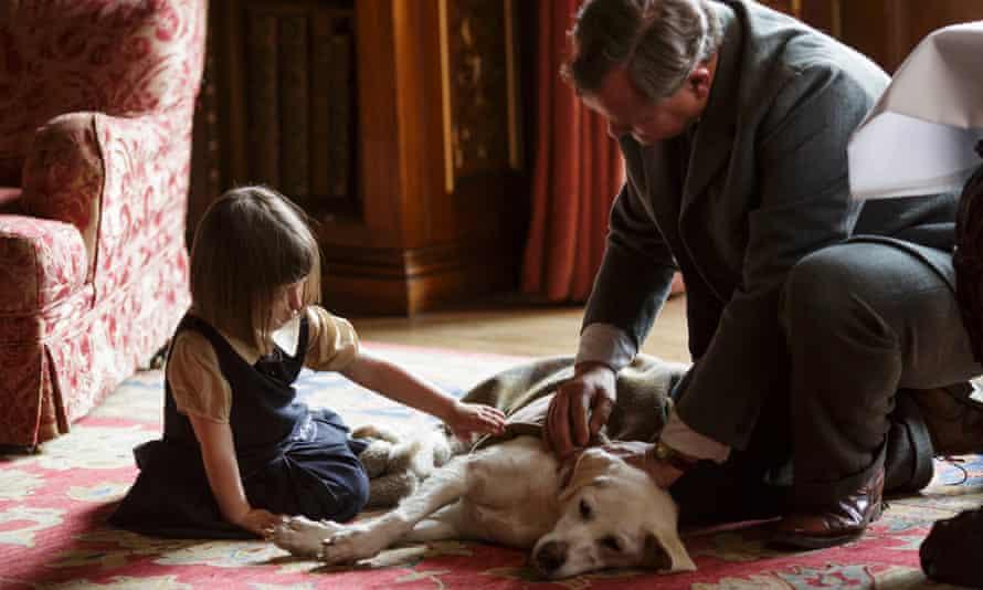 Downton Abbey Isis dog