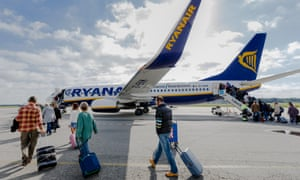 Ryanair has raised its profit forecast on a surge of winter bookings.