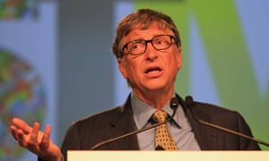 Bill Gates American Society of Tropical Medicine and Hygiene