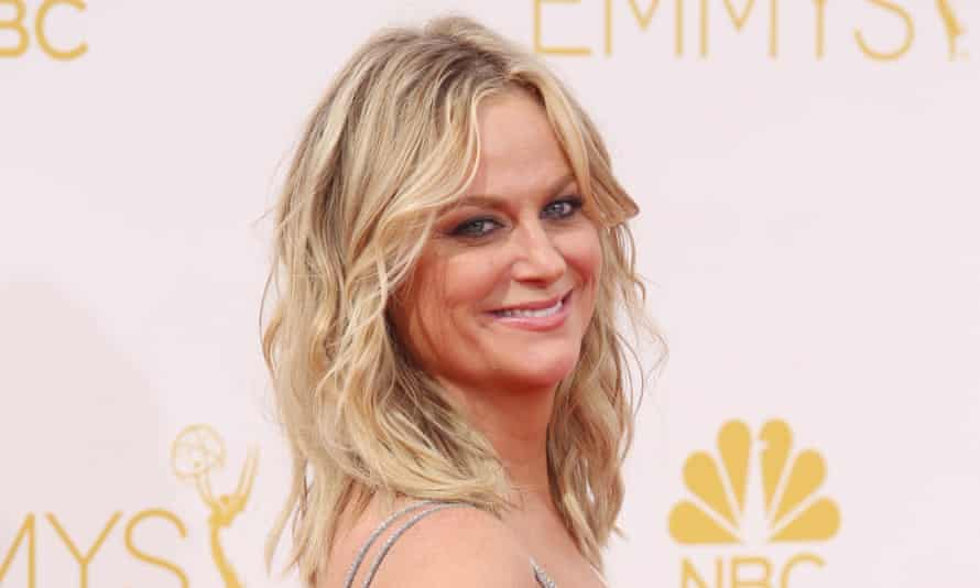 A mighty force for good ... Amy Poehler.