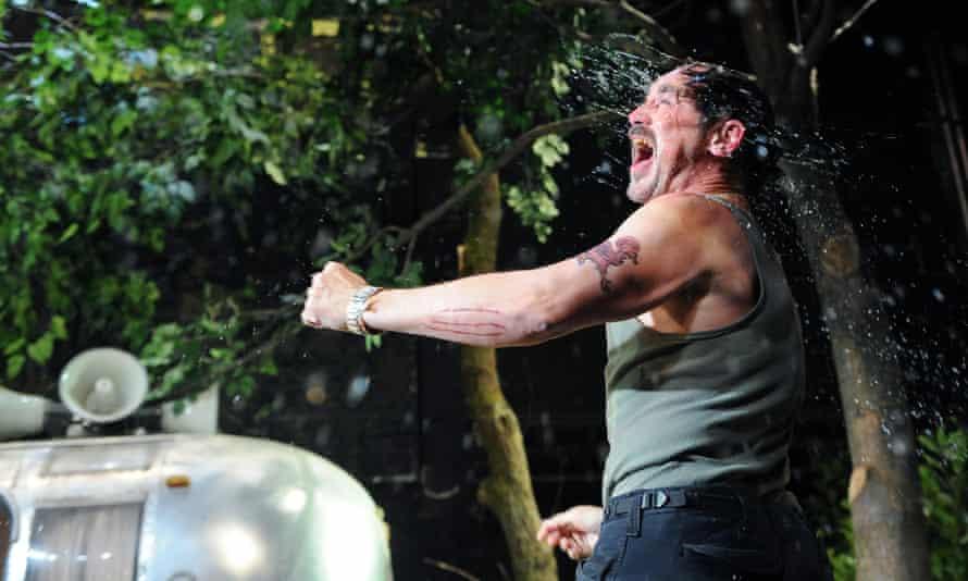 Mark Rylance as Johnny 'Rooster' Byron in Jerusalem