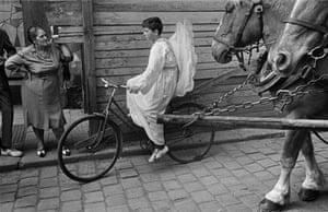 Carnival in Olomouc, Czechoslovakia, 1968