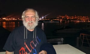 Robert Black in Abu Dhabi, United Arab Emirates.