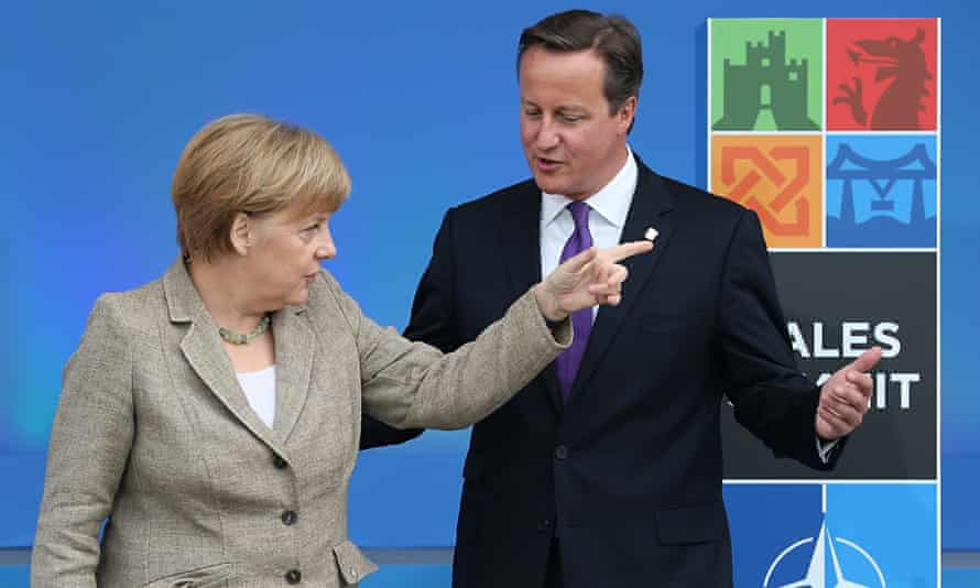 Merkel cameron dejevsky