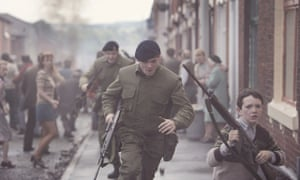 '71 tells the story of a young soldier, played by Jack O'Connell, and his experience as Belfast erup