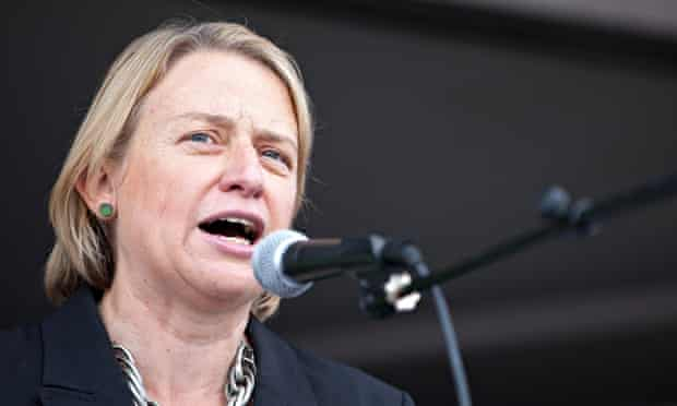 The Green party believe their leader Natalie Bennett should be included in next year's TV election d