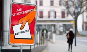 Swiss vote in immigration poll