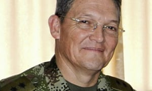 General Ruben Alzate