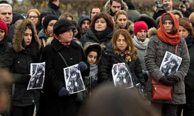 Vigil for Tugce Albayrak