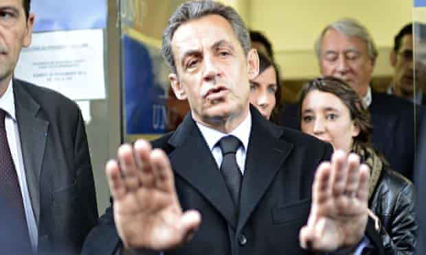 UMP Party leadership elections, Paris, France - 29 Nov 2014
