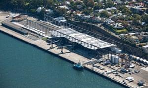 Architecture Awards: White Bay Cruise Terminal – Johnson Pilton Walker (NSW)