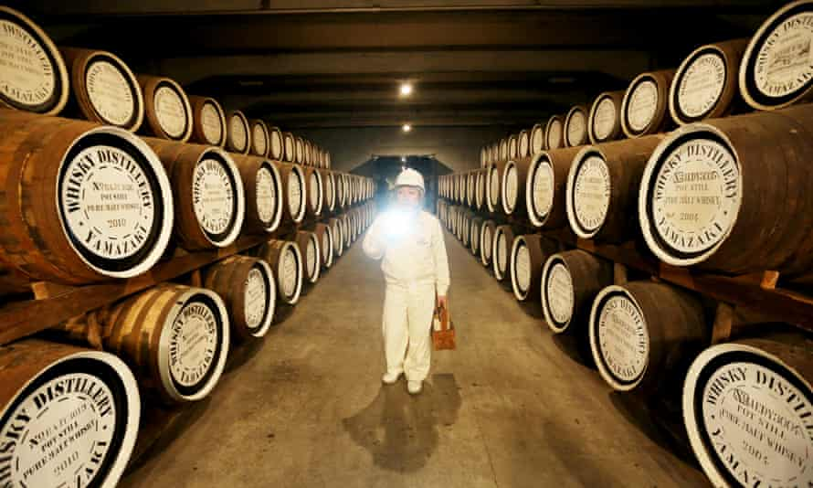 A whisky from the Yamazaki distillery in Japan has been ranked the world's best.