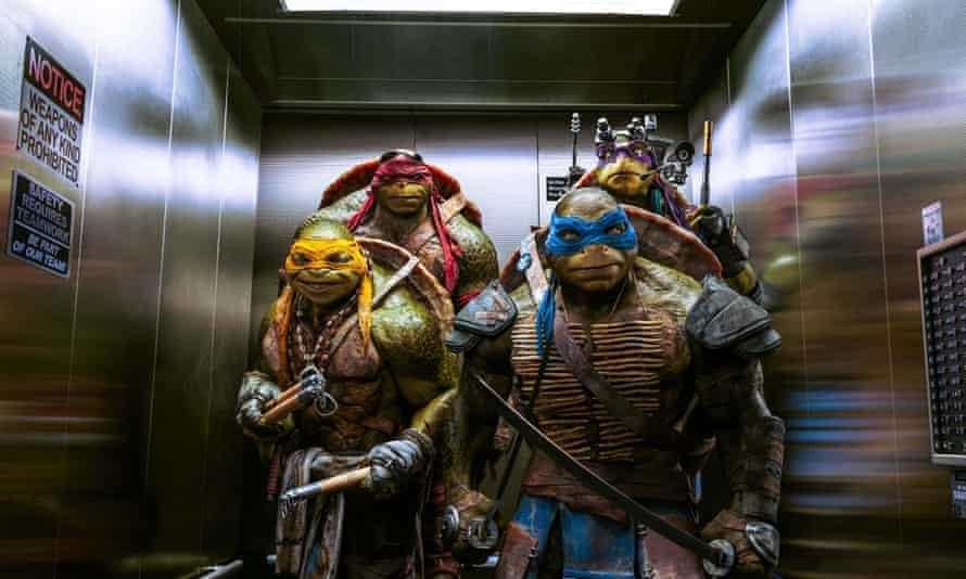 Teenage Mutant Ninja Turtles Prompt Rspca Warning Teenage Mutant Ninja Turtles The Guardian