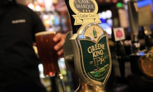 Greene King takeover of the Chef & Brewer owner Spirit Pub Company