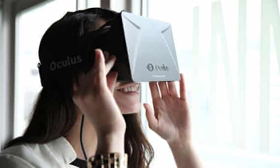Facebook-owned Oculus Rift won't launch until it has solved motion-sickness problems, says its CEO