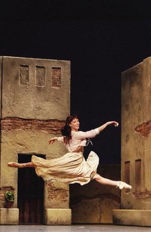 Sylvie Guillem in Giselle