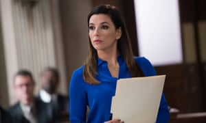 Eva Longoria: 'There is definitely under-representation of women in film and television'
