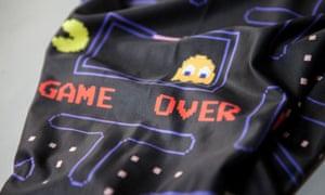 Insert Coin Pac-Man leggings.