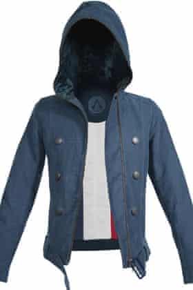 La Liberté Assassin's Creed jacket for women.