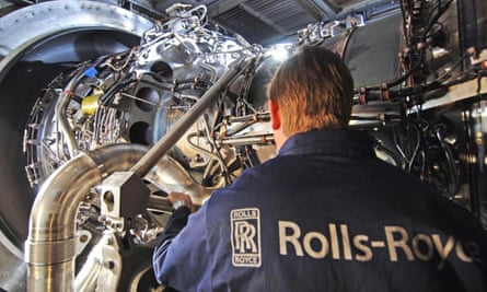 Rolls-Royce is axing 2,600 jobs, mainly at its aerospace division