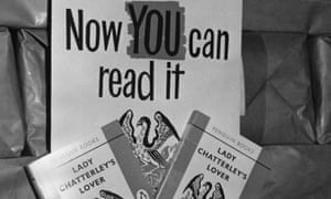 Lady Chatterley's Lover was ruled not obscene by a jury at the Old Bailey, 2 November 1960