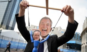 Could the Conservatives try for a coalition with Ukip after the next election?