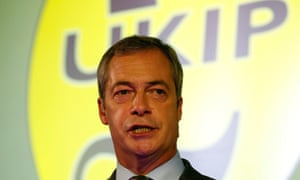 Nigel Farage starts his new term as Ukip leader today.